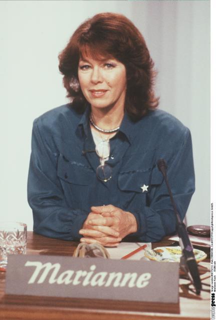 Marianne koch deutsche schauspielerin rztin