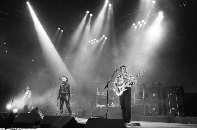 Irische Rockband
