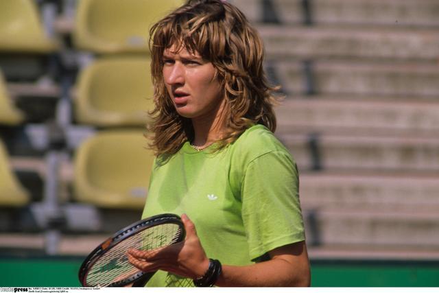 Steffi Graf Deutsche Tennisspielerin